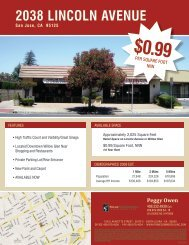 2038 LincoLn Avenue - Prime Commercial, Inc