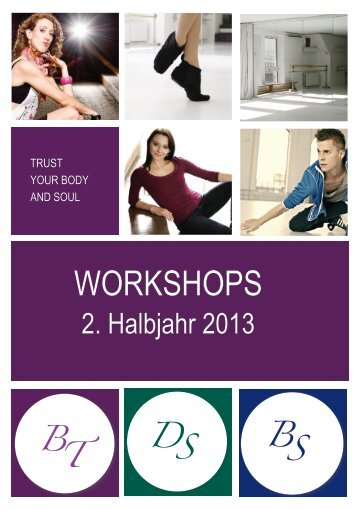 WORKSHOPS - das Tybas Dance Center in Hamburg