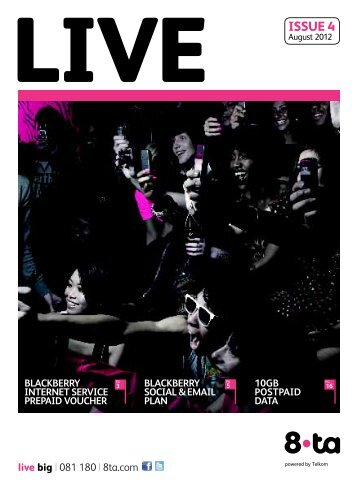 LIVE ISSUE 4 - Mind Interactive