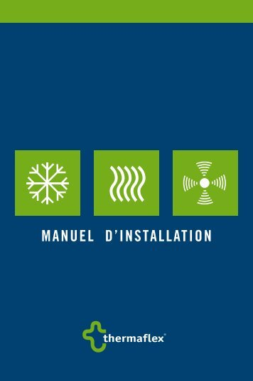 Manuel d'installation - Thermaflex