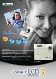 Brochures - Mustek System Inc.