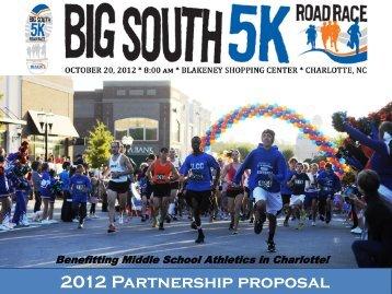 2012 Partnership proposal