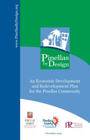Pinellas by Design - Pinellas County Economic Development