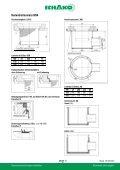 Bodendrallauslass - Schako - Seite 5