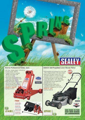 Download our Sealey Service Tools Promotion Here