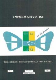 C - Sociedade Entomológica do Brasil