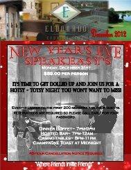 December 2012 Newsletter 2