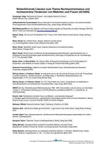 Literaturliste PDF-Download - KuKMA