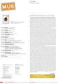 MU6 - N. 19 | Aprile 2011 - Page 2