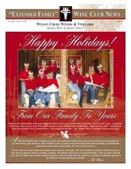 Issue 39 - Wilson Creek Winery