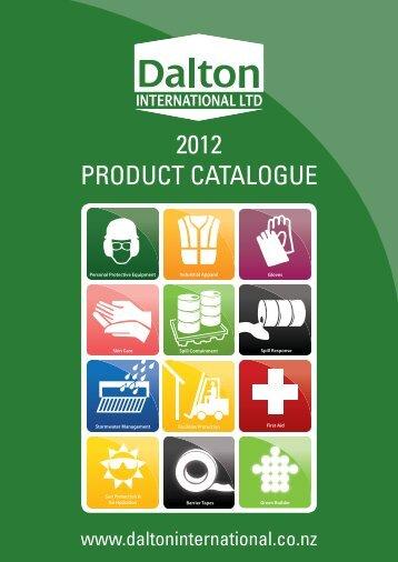 Download Catalogue (6MB) - Dalton International