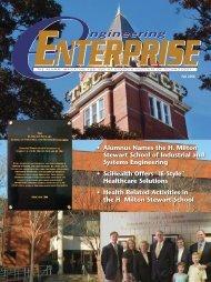 Fall 2006 - H. Milton Stewart School of Industrial & Systems ...