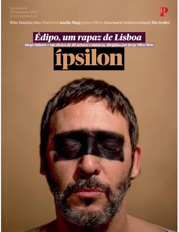 Édipo, um rapaz de Lisboa - Fonoteca Municipal de Lisboa