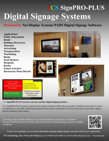 to Download Sign Pro Plus PDF - ICS Technology