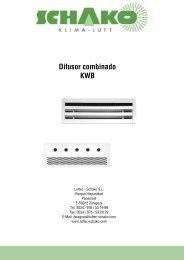 KWB Difusor combinado - Schako