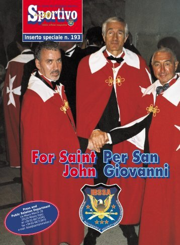 Sportivo November 2001