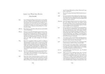 Leben und Werk Iwan Bunins