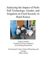 Analyzing the Impact of Push- Pull Technology, Gender, and ...