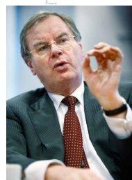 Forum-interview met VNO-NCW-voorzitter Bernard Wientjes