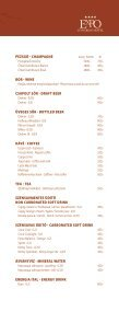 sky bar ITALLAP . BEVERAGE CARD - Expo Congress Hotel - Page 3