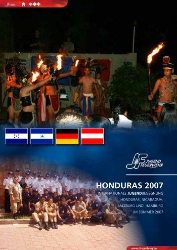 Honduras 2007 - Jugendfeuerwehr Hamburg