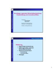 Referat Rudolf Giffinger & Hans Kramar (pdf-Datei, 380KB)