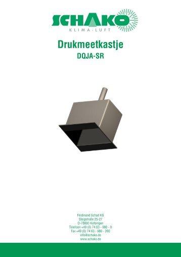 Drukmeetkastje - Schako