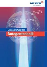 Autogenkatalog komplett - Messer Austria GmbH
