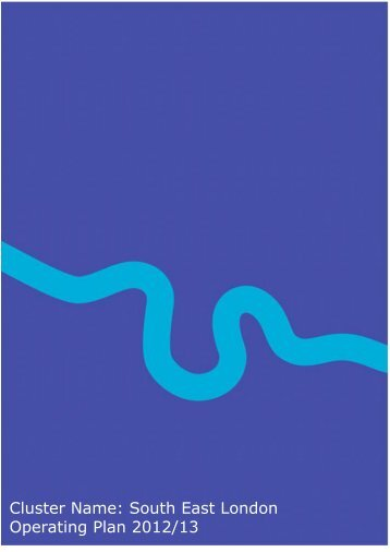 South East London Operating Plan 2012/13 - Health Service Journal