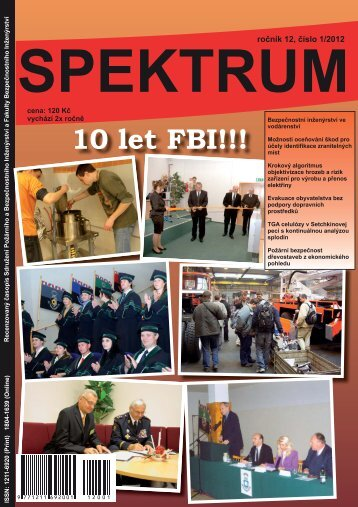 SPEKTRUM č.1 - FBI