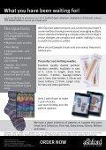 Opal Sock Yarn - Ashford Handicrafts - Page 2