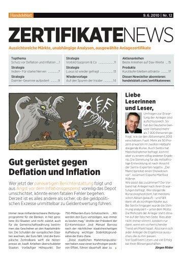 fokus deflation inflation wohin mit dem geld adig. Black Bedroom Furniture Sets. Home Design Ideas