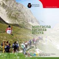 Montagna vacanza attiva - Teramo Turismo - Provincia di Teramo