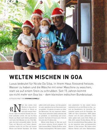 Welten mischen in Goa - Travelhouse