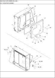 5088 AXIAL-FLOW COMBINE (RU) (4/08- ) 02-01 COOLER BOX ...