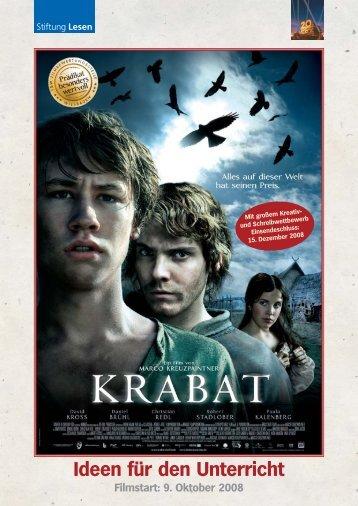 Krabat - SchulKinoWoche BW