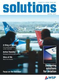 WSP7002 Spring issue - WSP Group