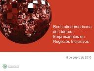 Red Latinoamericana NI - Cecodes