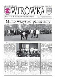 2005.12 Wirowka.pdf - MGOK Kalisz Pomorski