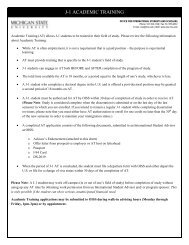J-1 Academic Training (PDF) - Office for International Students and ...