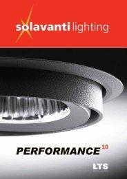 Fastenings for surface-mounted spotlights - Solavanti Lighting