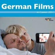 in Cannes 2011 - german films