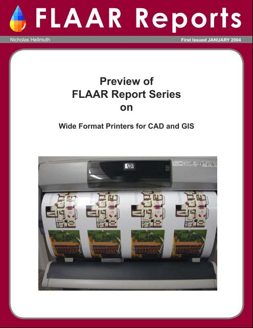 CAD & GIS Preview - Wide-format-printers.org