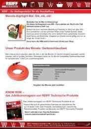 TP_Newsletter_05_2010_DIN A4_shop.indd - REIFF Technische ...