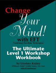 EFT Level I Workbook - EFTBooks.com
