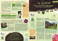 Je jardine avec l'environnement n°9 - Ville de Lannion