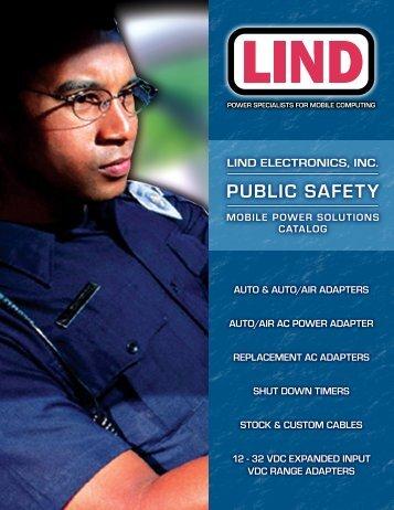 PUBLIC SAFETY - Lind Electronics