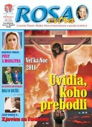 M-ROSA 03/2011 - Magnificat