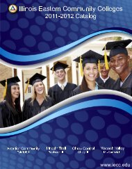 general information - Illinois Eastern Community Colleges
