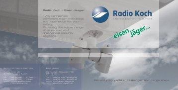Radio Koch - Eisen Jaeger Two Companies combining their ...